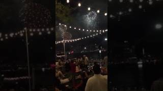 2017 July 4th firework in NYC