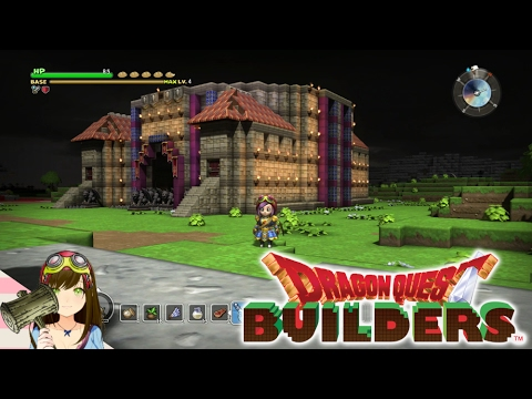 Dragon Quest Builders Holy Hostel Princess S Bedroom Ep94 Youtube