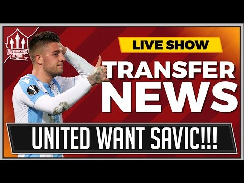MILINKOVIC-SAVIC To MAN UTD On! Plus DARMIAN Manchester Unit