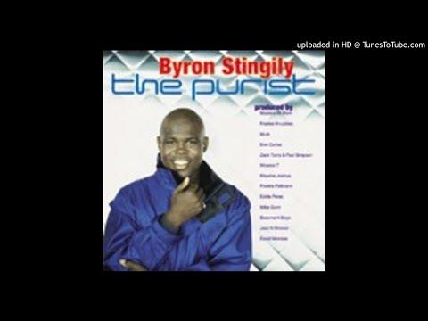 Byron Stingily - The Purist - (Keep Love Going) / Flying High (Brazilian Mix)