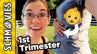 First Trimester Pregnancy Update (Baby #7!)