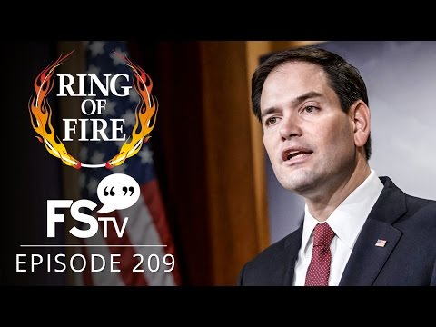 Free Speech TV | Episode 209 - Rubio's Free Pass - The Ring Of Fire