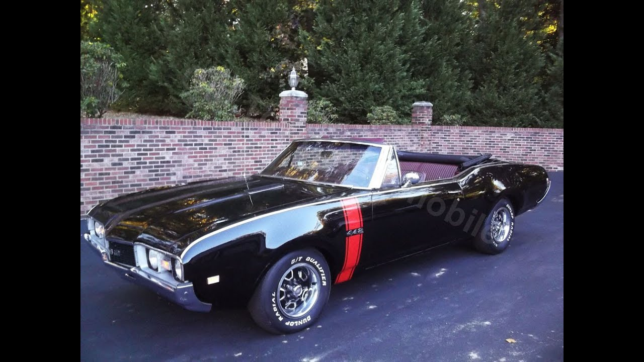 1968 Oldsmobile 442 Convertible for sale Old Town Automobile in ...