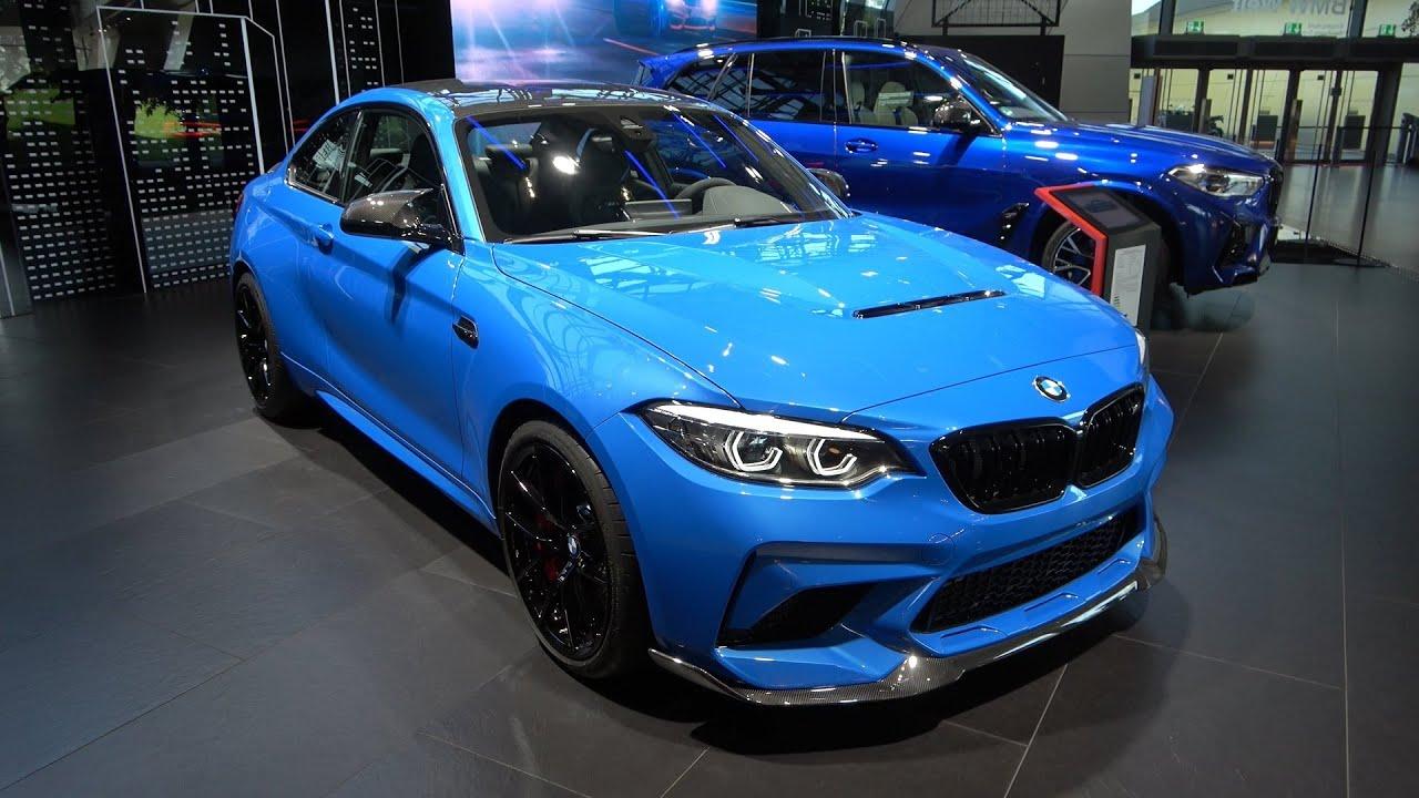 2020 BMW M2 CS - 4K POV EXTERIOR