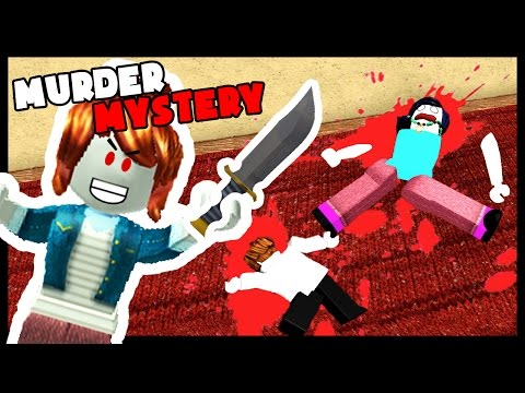 I Dont Want To Die Roblox Murder Mystery 2 Youtube