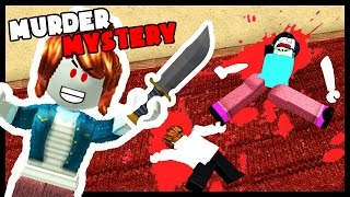 I DONT WANT TO DIE! - Roblox: Murder Mystery 2