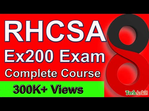 RHCSA 8 Complete Course In Single Video | Linux Certification | Tech Arkit | Must Do Certification