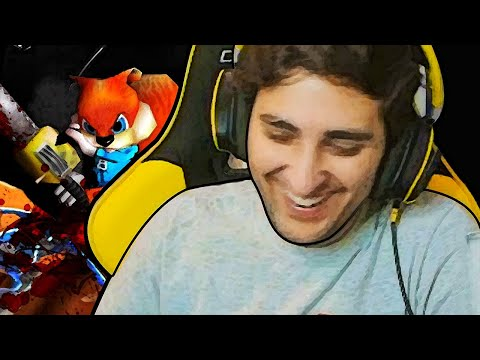 Conker: Live & Reloaded - Nieładnie tak :P [fandub PL] from YouTube · Duration:  2 minutes 22 seconds