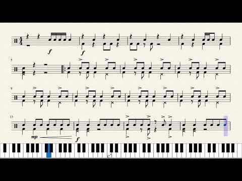 HAWAII 5.0 by Arranged by MICHAEL SWEENEY [Piano Tutorial + Sheet music] thumbnail