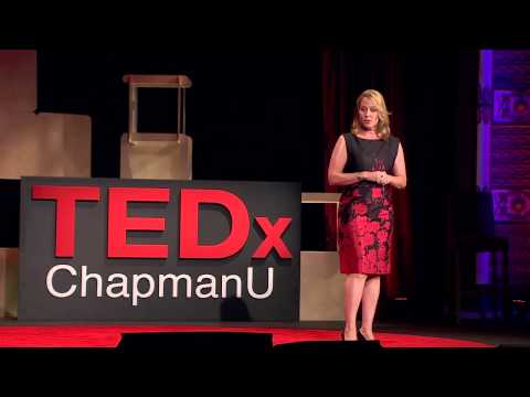 The singing CEO | Robin Follman | TEDxChapmanU