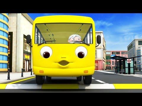 🔴  Las Ruedas del Autobús | Canciones Infantiles | Dibujos Animados | Little Baby Bum en Español