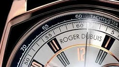 Roger Dubuis x Global Poker Index Partnership - Continental Player of the Year awards