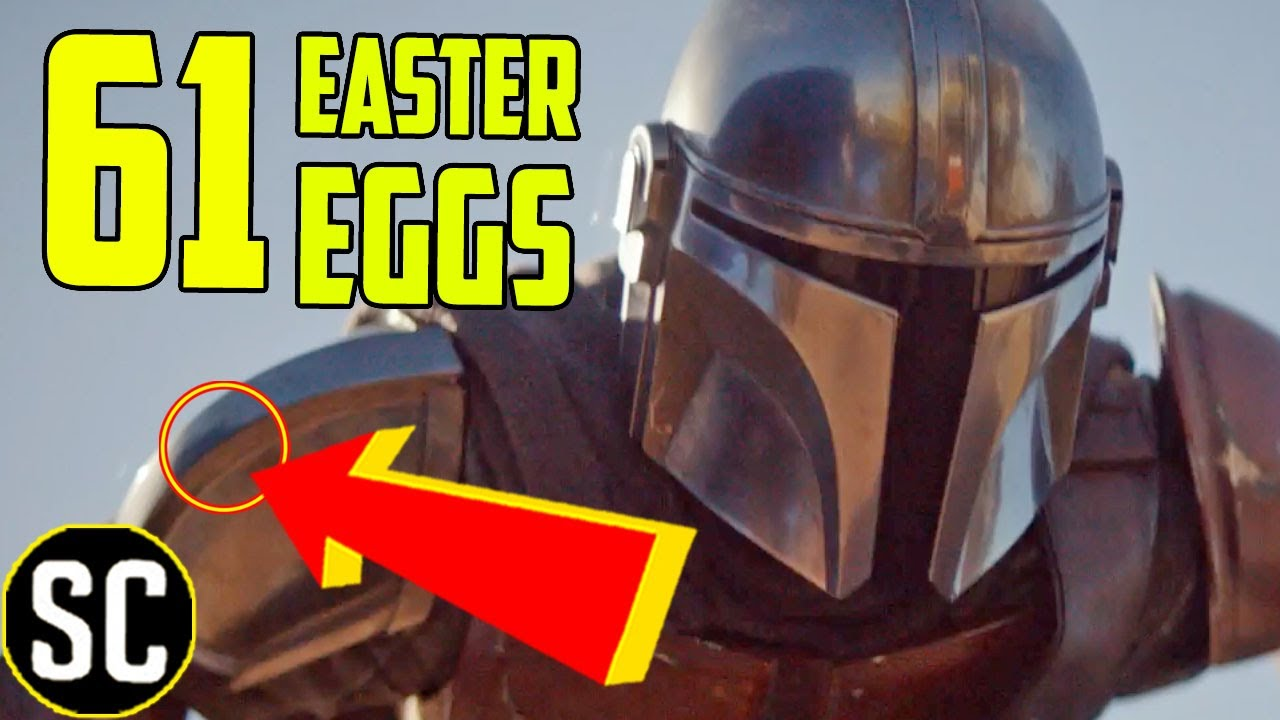 All The Star Wars Easter Eggs & References In The Mandalorian ...