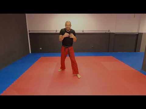 Grundlagen Boxen / Kickboxen //Jab And Punch