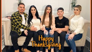 Our Thanksgiving 2020~ The Aguilars