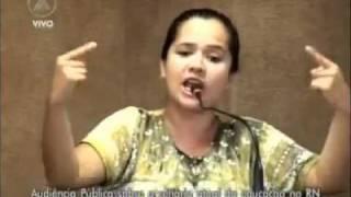 Professora Amanda Gurgel silencia Deputados em audiência pública - A EDUCAÇÃO NO BRASIL thumbnail