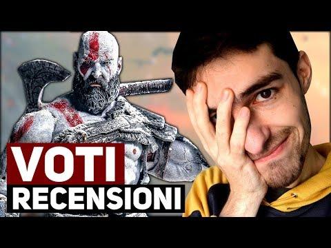God of War: la Polemica su Voti e Recensioni | Panoramica sulla Dadocritic • New Game ++ [20]