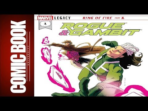 Rogue And Gambit 1  COMIC BOOK UNIVERSITY