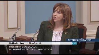 Video Déclaration de député Nathalie Roy 5 juin 2015 download MP3, 3GP, MP4, WEBM, AVI, FLV Juni 2018