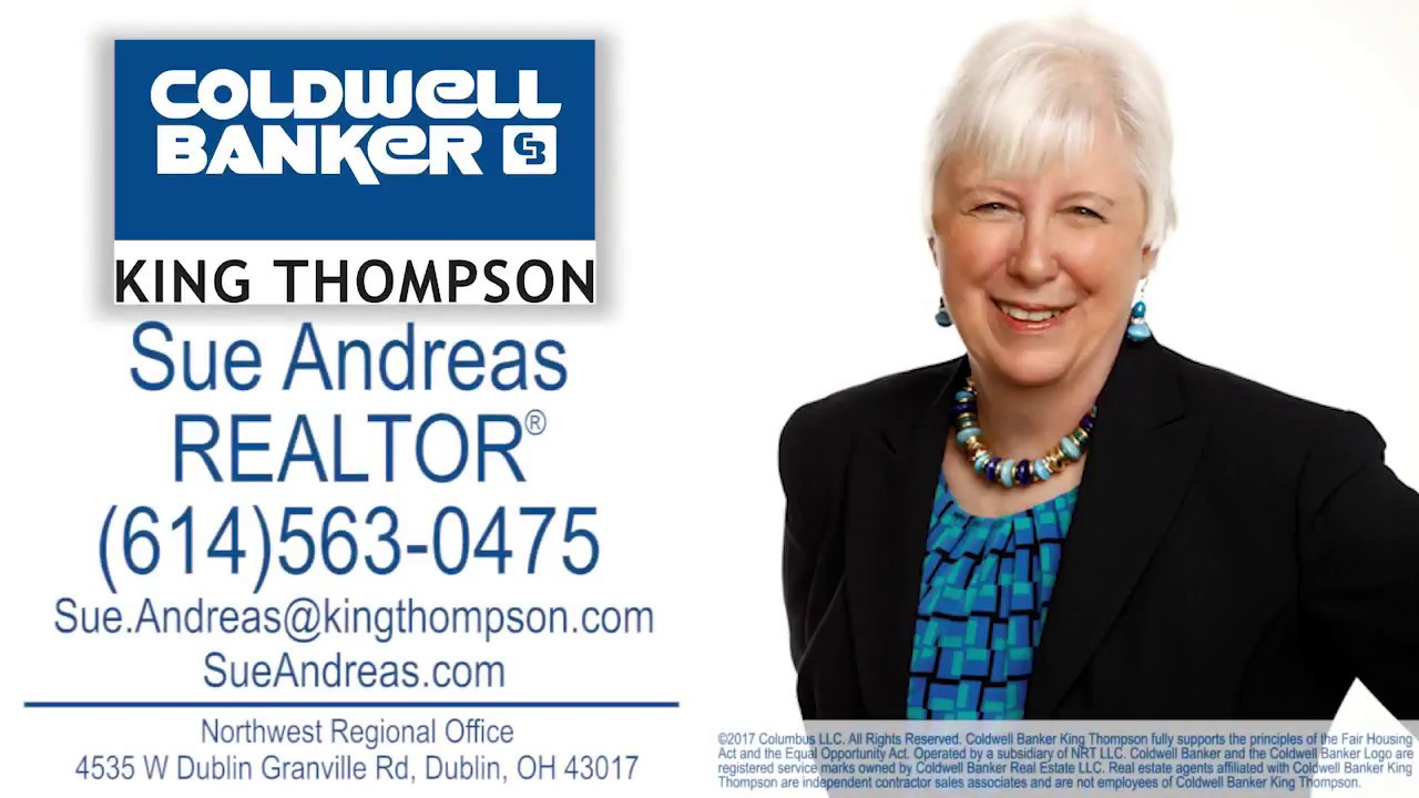 Sue Andreas, Real Estate Agent - Dublin, OH - Coldwell