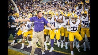 LSU Football Pump up 2018-2019 | Nice for What