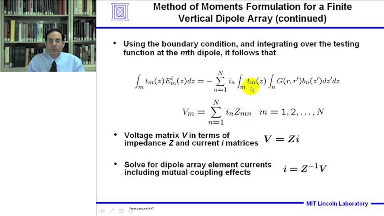 Monopole Phased Array Antenna Design, Analysis, and Measurements | Lecture  #9 | Alan Fenn