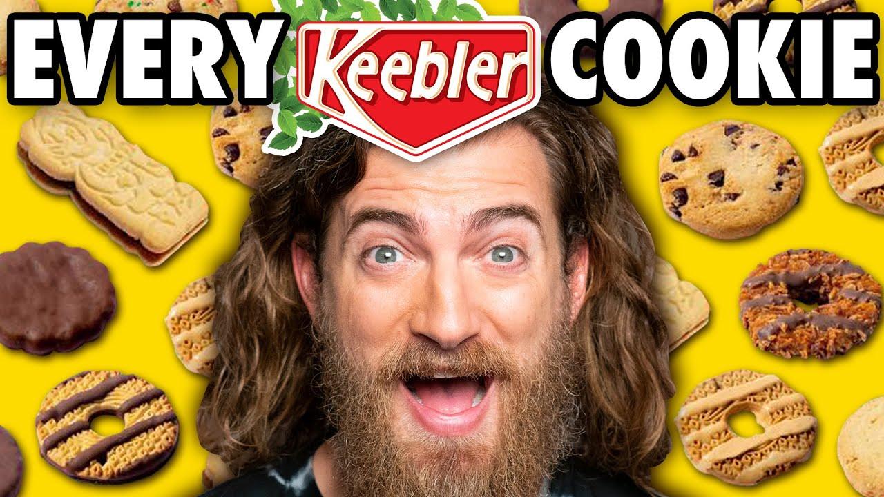 Download We Ate All 33 Keebler Cookies At Once (Taste Test)