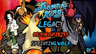 #FrozenBeat - Beat Plays - Shaman King: Legacy Of The Spirits, Sprinting Wolf - Ep. 2
