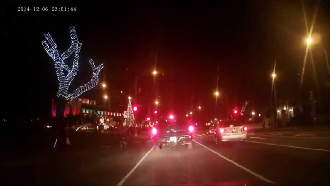 Christmas Lights Tour Honolulu