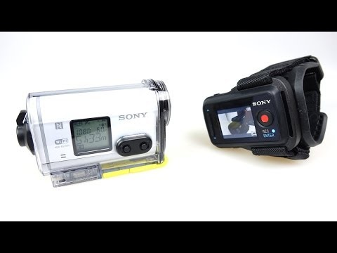 The Ultimate Sony AS100V Action Camera Review