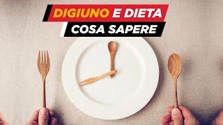 Digiuno e dieta: gli effetti fisiologici