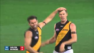Jack Riewoldt's emotional tribute to late cousin