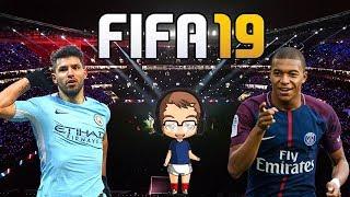 FIFA 19 DECOUVERTE DE LA DEMO !!!!