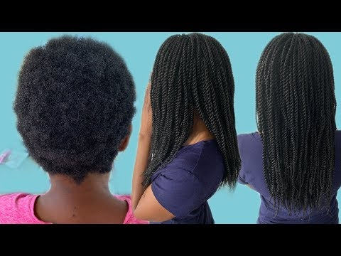 crochet braids short