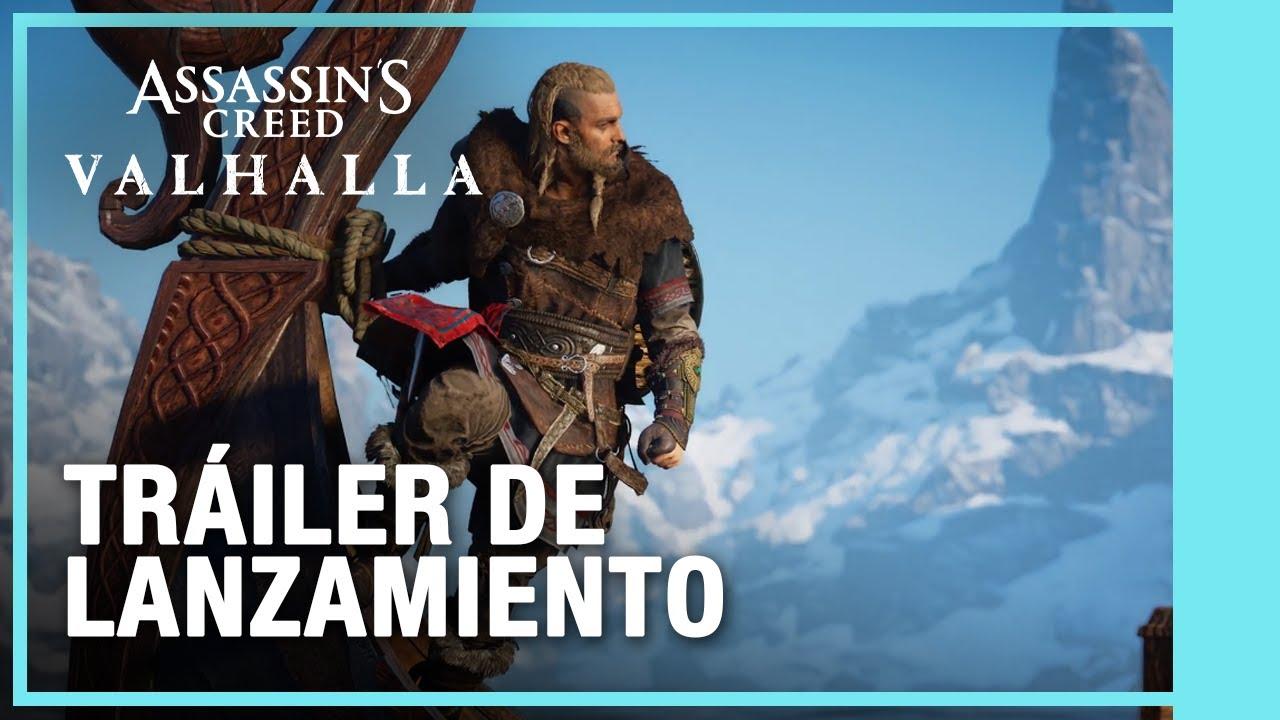 Assassin's Creed: Valhalla - Traíler de Lanzamiento | Ubisoft LATAM