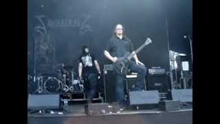 Shining live at Carpathian Alliance Metal Festival 2013
