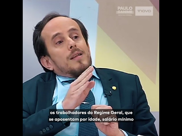 #REGIMES na Previdência - Regime Geral (RGPS) - Deputado Paulo Ganime