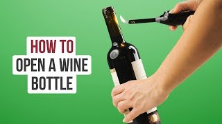 4 Easy Life Hacks On How To Open A Wine Bottle Without A Corkscrew By Crafty Panda