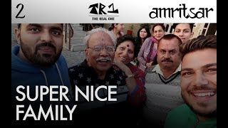 Met a super nice family | 2 AMRITSAR | The Real One