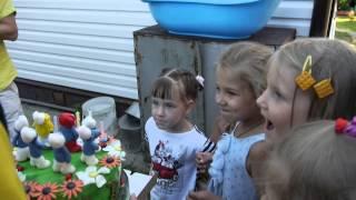 Клоун на детский праздник в Солнечногорске от Розового слона