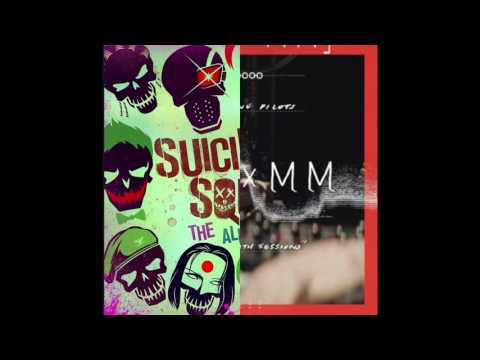 Twenty One Pilots: Heathens (Suicide Squad Soundtrack/TOPxMM) [SPLIT AUDIO]