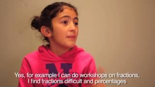 Pupil 10 about her Steve JobsSchool