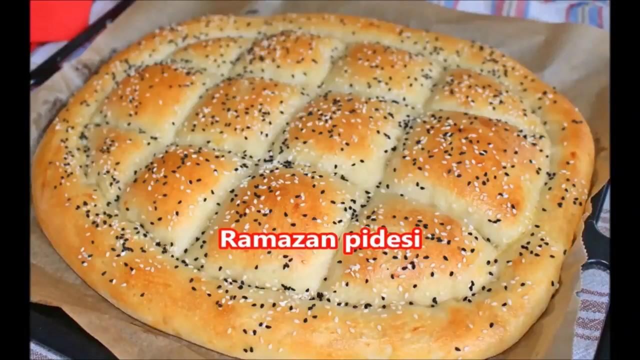 Pide Tarifi, Kolay Ve Yumuşacık Ramazan Pidesi Nasıl Yapılır