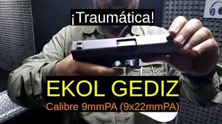 (Traumática) Ekol Gediz - Calilbre 9mm PA (9x22mm PA)