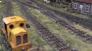NATIONAL GARDEN RAILWAY SHOW 2017