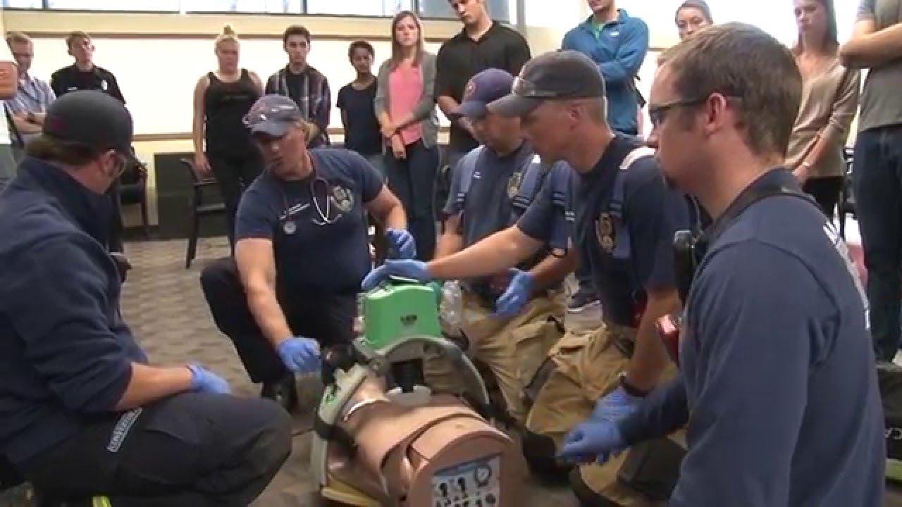 Congratulate, brilliant fire department orgy