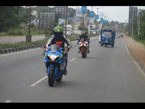 Best Of SUPERBIKE Sounds In INDIA - Mysore