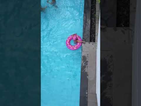 Bể bơi villa Phú Quốc