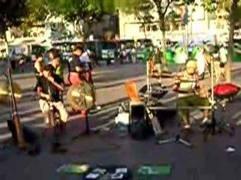 Minimal Acoustic Band DIDGERIDOO Barcelona Style
