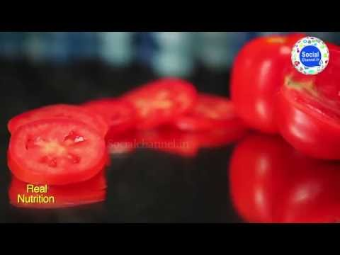 TOMATOES: वजन घटायें टमाटर से & 15 Health Benefits | Quick Weight loss with TOMATO Benefit
